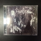 Emperor - Scattered Ashes (A Decade Of Emperial Wrath) 2CD (VG+-M-/M-) -black metal-