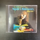 Yngwie J. Malmsteen's Rising Force - Odyssey CD (G/M-) -heavy metal-