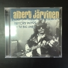 Albert Järvinen - Patchy Moss (30 Big Ones) 2CD (VG+/M-) -blues rock-