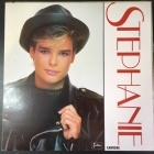 Stephanie - Live Your Life LP (VG/VG+) -pop-