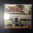 Circle Of Friends - Unit CDEP (VG/M-) -hardcore-