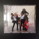 Elonkerjuu - Ilon pirstaleet CD (VG+/VG+) -pop rock-