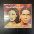Basic Element - Shame CDS (VG/M-) -dance-