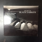 Black Sabbath - The Best Of Black Sabbath 2CD (VG/VG+) -heavy metal-