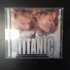 Titanic - Music From The Motion Picture CD (VG/M-) -soundtrack-