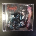 Enthroned - XES Haereticum CD (VG+/M-) -black metal-