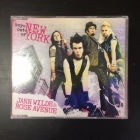 Jann Wilde & Rose Avenue - Boys Out Of New York CDS (M-/M-) -glam pop-