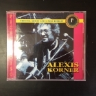 Alexis Korner - Members Edition CD (VG+/VG+) -blues rock-