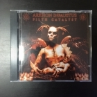 Arkhon Infaustus - Filth Catalyst CD (VG+/VG+) -black metal-
