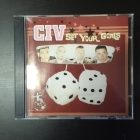 CIV - Set Your Goals CD (VG/VG+) -punk rock-