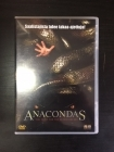 Anacondas - The Hunt For The Blood Orchid DVD (M-/M-) -toiminta/kauhu-