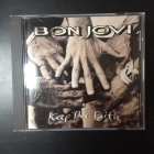 Bon Jovi - Keep The Faith CD (M-/M-) -hard rock-