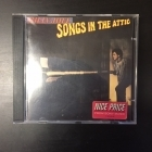 Billy Joel - Songs In The Attic CD (VG+/M-) -soft rock-