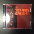 Chuck Norris Experiment - The Chuck Norris Experiment CD (VG+/M-) -punk rock-