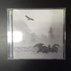Folkvang - On The Wings Of Destiny CD (VG+/M-) -black metal-