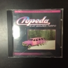 Popeda - 15 GT Golden Turpo CD (VG/M-) -hard rock-