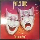 Mötley Crüe - Theatre Of Pain LP (VG+/VG+) -hard rock-