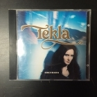 Tekla - Cactuses CD (M-/M-) -folk pop-
