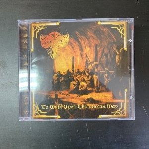 Goat Of Mendes - To Walk Upon The Wiccan Way CD (VG+/M-) -pagan folk metal-