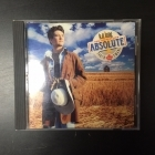 k.d. lang And The reclines - Absolute Torch And Twang CD (M-/M-) -country-