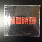 Nemo - Luurankoja CD (avaamaton) -pop rock-