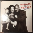 Womack & Womack - Conscience LP (VG/VG+) -r&b-