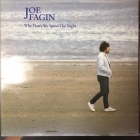 Joe Fagin - Why Don't We Spend The Night LP (VG/VG+) -pop rock-