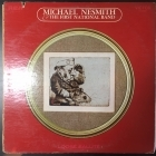 Michael Nesmith & The First National Band - Loose Salute LP (VG+/VG) -country rock-
