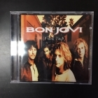 Bon Jovi - These Days CD (VG+/M-) -pop rock-