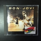 Bon Jovi - Bon Jovi CD (VG+/M-) -hard rock-