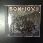 Bon Jovi - Slippery When Wet CD (G/M-) -hard rock-