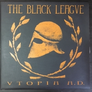 Black League - Utopia A.D. (limited edition) 2LP (VG+-M-/M-) -heavy metal-