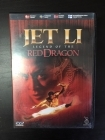 Legend Of The Red Dragon DVD (VG+/M-) -toiminta-