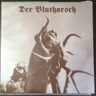 Der Blutharsch - The Track Of The Hunted (limited edition) LP (VG-VG+/VG+) -martial industrial-