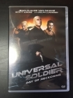 Universal Soldier - Day Of Reckoning DVD (M-/M-) -toiminta-