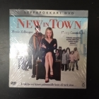 New In Town DVD (avaamaton) -komedia-