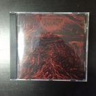 Teitanblood - The Baneful Choir CD (M-/M-) -death metal/black metal-