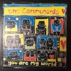 Communards - You Are My World / Judgement Day 7'' (VG-VG+/VG) -synthpop-