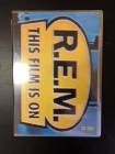 R.E.M. - This Film Is On DVD (M-/M-) -alt rock-