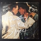 David Bowie And Mick Jagger - Dancing In The Street 7'' (VG/G) -pop rock-