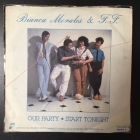 Bianca Morales & F.F. - Our Party / Start Tonight 7'' (VG/VG) -funk-