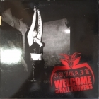 Abigail - Welcome All Hell Fuckers LP (M-/VG+) -black metal/thrash metal-