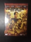 Scorpion King 4 - Quest For Power DVD (M-/M-) -seikkailu-