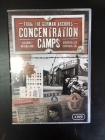 From The German Archives - Concentration Camps 3DVD (M-/M-) -dokumentti-