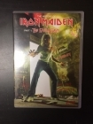 Iron Maiden - The History Of Iron Maiden Part 1: The Early Days 2DVD (M-/M-) -heavy metal-