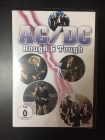 AC/DC - Rough & Tough DVD (avaamaton) -hard rock-