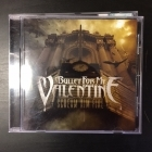 Bullet For My Valentine - Scream Aim Fire CD (M-/M-) -metalcore-