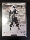 Saints And Soldiers DVD (avaamaton) -sota-