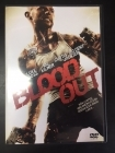 Blood Out DVD (VG+/M-) -toiminta-