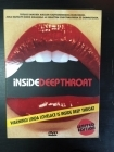 Inside Deep Throat DVD (VG/M-) -dokumentti-